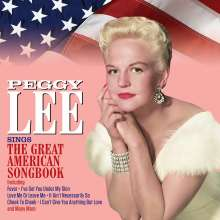 Peggy Lee (1920-2002): Sings The Great American, 2 CDs