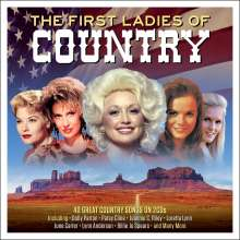 The First Ladies Of Country, 2 CDs