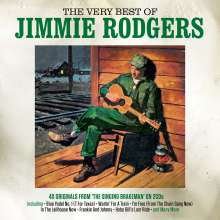Jimmie Rodgers: Very Best Of Jimmie Rodgers, 2 CDs