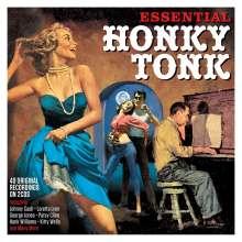 Essential Honky Tonk, 2 CDs