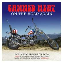 Canned Heat: On The Road Again: 24 Classic Tracks, 2 CDs