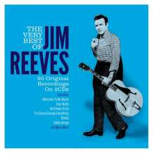 Jim Reeves: The Very Best Of Jim Reeves, 2 CDs