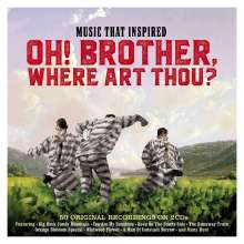 Music That Inspired Oh! Brother, Where Art Thou?, 2 CDs