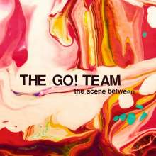 The Go! Team: The Scene Between (Limited Edition) (Pink Vinyl), LP