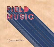 Field Music: Commontime, CD