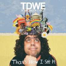 The Daniel Wakeford Experience / TDWE: That's How I See It, CD
