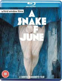 A Snake Of June (2002) (Blu-ray) (UK Import), Blu-ray Disc