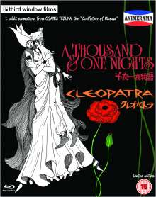 Animerama: 1001 Nights / Cleopatra (Blu-ray) (UK Import), 2 Blu-ray Discs