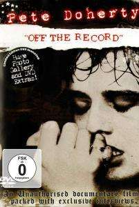 Peter Doherty: Off The Record (Documentary), DVD