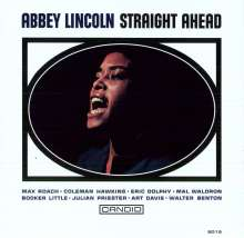 Abbey Lincoln (1930-2010): Straight Ahead (180g) (Limited-Edition), LP