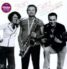 Stan Getz (1927-1991): The Best Of Two Worlds (180g) (Limited-Edition), LP