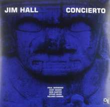 Jim Hall (1930-2013): Concierto (180g) (Limited Edition), 2 LPs
