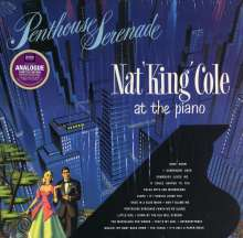 Nat King Cole (1919-1965): Penthouse Serenade (180g) (Limited Edition), LP