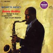 Sonny Rollins (geb. 1930): What's New (180g) (Limited Edition), LP