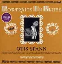 Otis Spann: Portraits In Blues Vol.3 (180g) (Limited-Edition), LP