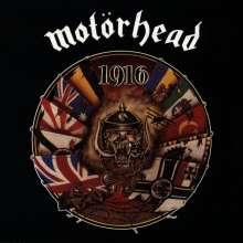 Motörhead: 1916 (180g) (Limited-Edition), LP