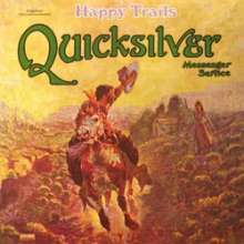 Quicksilver Messenger Service: Happy Trails (180g) (Limited-Edition), LP