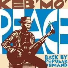 Keb' Mo' (Kevin Moore): Peace... Back By Popular Demand (180g) (Limited-Edition), LP