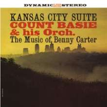 Count Basie (1904-1984): Kansas City Suite: The Music Of Benny Carter (180g) (Limited-Edition), LP