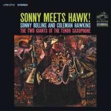 Sonny Rollins (geb. 1930): Sonny Meets Hawk! (180g) (Limited-Edition) (mono), LP