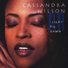 Cassandra Wilson (geb. 1955): Blue Light Til Dawn (180g) (Limited-Edition), 2 LPs