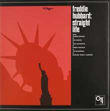 Freddie Hubbard (1938-2008): Straight Life (180g) (Limited-Edition), LP