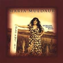 Maria Muldaur: Richland Woman Blues (180g) (Limited-Edition), LP