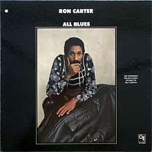 Ron Carter (geb. 1937): All Blues (remastered) (180g) (Limited-Edition), LP
