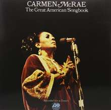 Carmen McRae (1920-1994): The Great American Songbook (remastered) (180g) (Limited-Edition), 2 LPs
