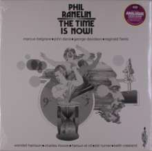 Phil Ranelin: The Time Is Now! (remastered) (180g) (Limited-Edition), LP