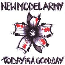 New Model Army: Today Is A Good Day, CD
