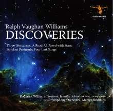 Ralph Vaughan Williams (1872-1958): Ralph Vaughan Williams Discoveries, CD