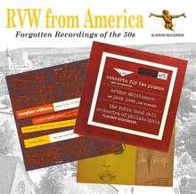 Ralph Vaughan Williams (1872-1958): Konzert C-Dur für 2 Klaviere & Orchester, CD