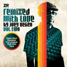 Remixed with Love by Joey Negro Vol.2, 2 CDs
