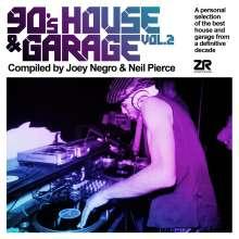 90's House & Garage Vol.2, 2 LPs
