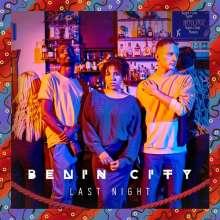 Benin City: Last Night, CD