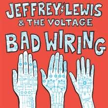 Jeffrey Lewis (geb. 1975): Bad Wiring, LP