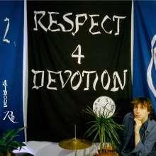 Aldous RH: Respect 4 Devotion (Azure Blue Vinyl), LP