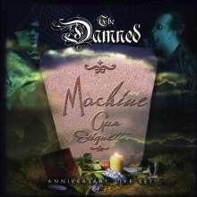 The Damned: Machine Gun Etique...(CD+2DVD), 1 CD und 2 DVDs