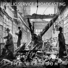 Public Service Broadcasting: The War Room EP, LP