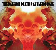 The Datsuns: Death Rattle Boogie, CD