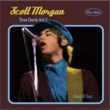 Scott Morgan: Three Chords And A Cloud Of Dust, 3 CDs