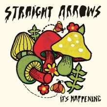 Straight Arrows: It's Happening, CD