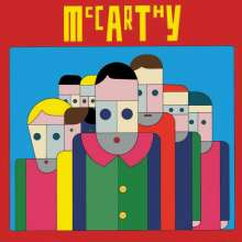 "McCarthy: Banking, Violence And Inner Life Today (Limited Numbered Edition) (Red Vinyl) (LP + 7""), 2 LPs"
