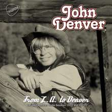 John Denver: From L.A. To Denver: The Skip Weshner Radio Sessions 1970 & 1971, 2 CDs