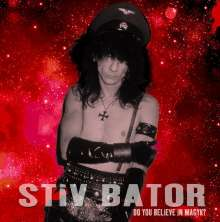 Stiv Bator: Do You Believe In Magyk, LP