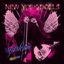 New York Dolls: Butterflyin', CD