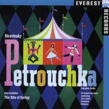 Igor Strawinsky (1882-1971): Petruschka, CD