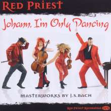 Red Priest - Johann,I'm only dancing, CD