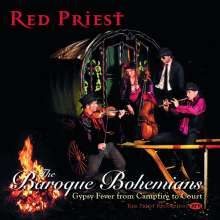 Red Priest - The Baroque Bohemians, CD